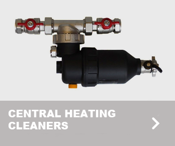 Central Heating Cleaners