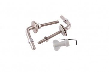 Uncranked Peters FIttings Pair