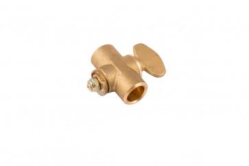 Cap Rigid Fan Gas Valve 15mm