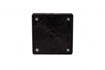 Sealing Plate & Frame - Black