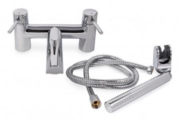Lapis Bath/shower MIxer & Kit