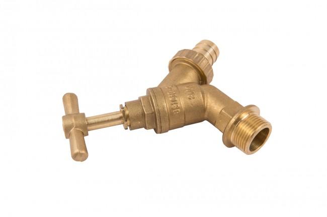 sc 1 st  Westco Flow Control & Bib Tap With Hose Union - Brass 3/4
