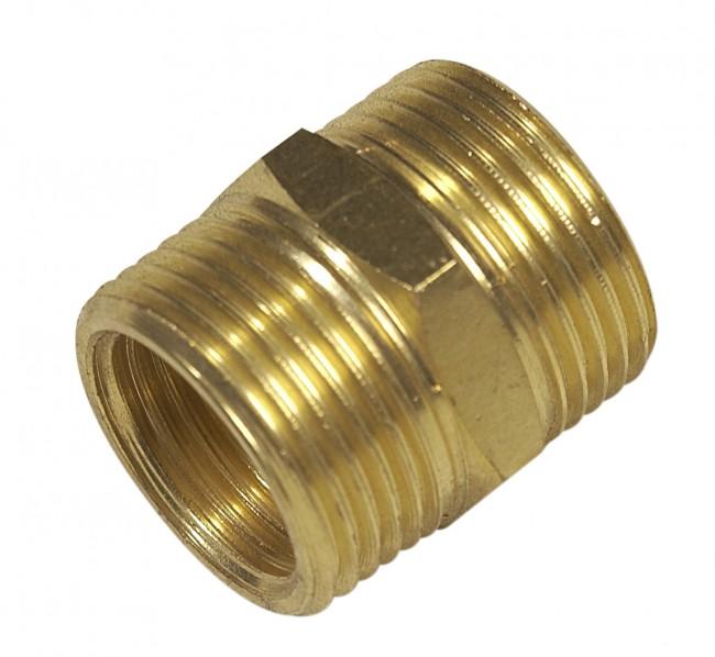 Washing Machine Inlet Hose Connector Brass