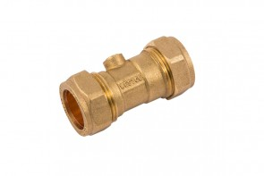 C X C Isolating Valve - Brass