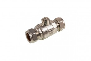 Full Bore Isolating Valve - Chrome