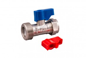 Washing Machine Tap Complete With Check Valve