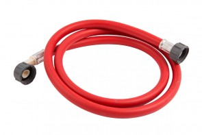 Red Washing Machine Hose