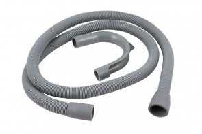 Grey Pvc Outlet Hose