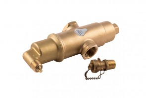 Horizontal Air & Dirt Spirotech Combi