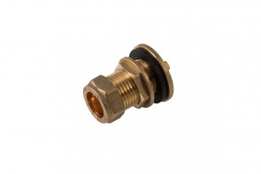 Flanged Tank Connector 22mm