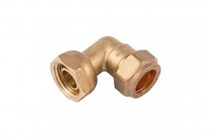 Compression Bent Tap Connector