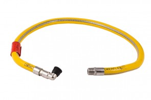 Stainless Steel MIcro Cooker Hose 1m