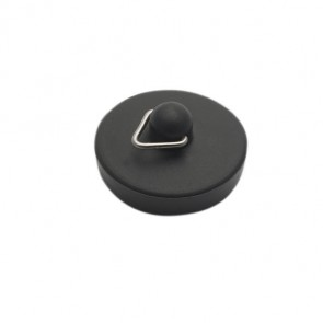 Bath Poly Plug - Black