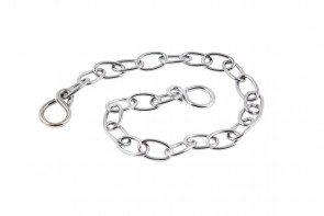 Oval Chain & S Hook