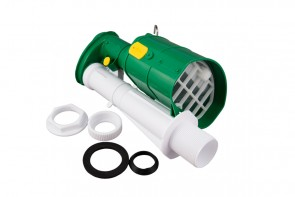 Turbo 11 Syphon - Green