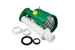 Turbo 11 Syphon - Green