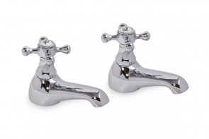 Regent Bath Taps Pair