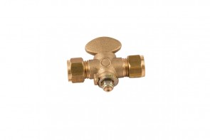 Compression Rigid Fan Gas Valve