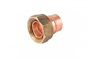Straight Cylinder Union