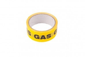 Gas Tape - Yellow