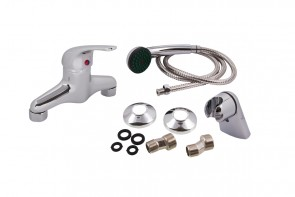 Vitesse Wall Shower MIxer & Kit