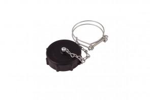 Plastic Cap Chain & Clip
