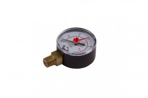 Pressure Reducing Valve Gauge - 0.6-bar