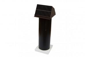 Multi Size Core Drill Vent - Black
