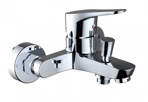 Urban Wall Bath Shower MIxer